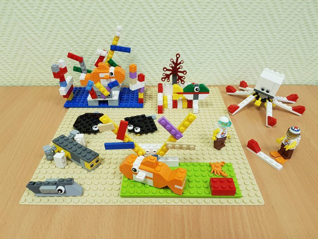 лего-конструирование